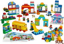 B-WARE LEGO® DUPLO education 45021 Unsere Stadt, ohne OVP & 0.-€ Versand !