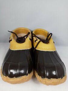 Vintage Jennifer Originals Steel Shank Hunting Shoes Men's Size 7