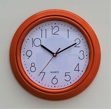 Wall Clock Kitchen School Office Home Shabby Chic Decor Quartz 30cm