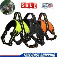 Dog Harness No-Pull Pet Adjustable Outdoor Pet Vest for Small Medium Large Dogs