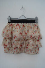 Polyester Party Floral Topshop Skirts for Women
