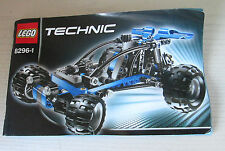 Lego Technic Instruction Booklet 8296-1 BOOK MANUAL ONLY