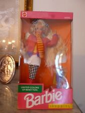 1990 Barbie Benetton versione rarissima hawaiian superstar picture pretty house