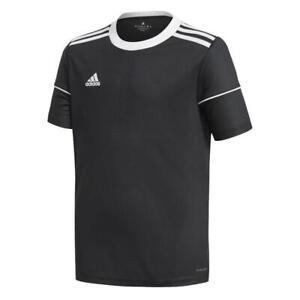 adidas Squadra 17 Trikot Kinder - schwarz/weiß