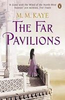 El Far Pavilions por M M Kaye Libro de Bolsillo 9780241953020 Nuevo