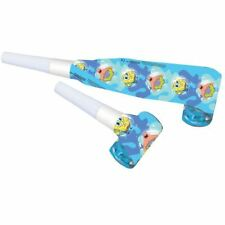 Nickelodeon Spongebob 6 Blowouts Birthday Party Favours