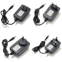 AC to DC 6V 2A Power Supply Charger Converter Adapter Plug For LED strip light