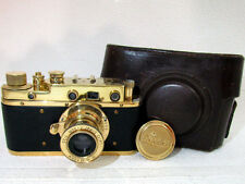 Leica II(D) Wiking WWII Vintage Russian 35mm Gold Camera EXCELLENT