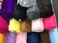 FUR FABRIC 14MM PILE Luxury Costumes Toys Theatres Displays FIRE RETARDANT Craft