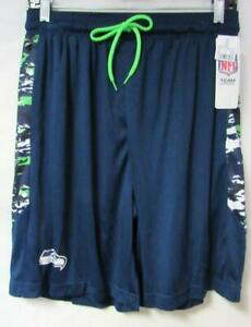 Seattle Seahawks Mens Size S M L XL or 2XL Athletic Shorts S1 102