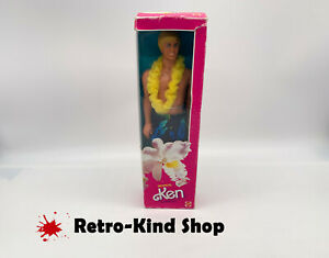 Tropical Ken Barbie Puppe 1985 in OVP *NEU*