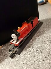 Bachmann Trains - THOMAS & FRIENDS JAMES THE RED ENGINE w/Moving Eyes - HO
