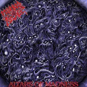 "Morbid Angel ""Altars Of Madness"" FDR Digipak CD - NEW"