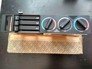 BMW E34 air conditioning control !!NEW!! GENUINE 64111389620