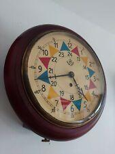 More details for vintage fusee raf sector clock