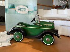 Hallmark Kiddie Car Classics Pedal 1935 Steelcraft Murray Luxury Ed w/ lights