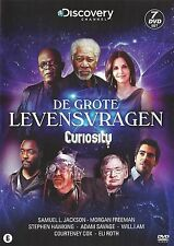 De Grote Levensverhalen ( Discovery Channel)  7-dvd box  in seal