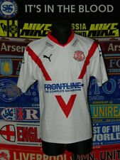 5/5 St Helens adults M MINT 2010 rugby league shirt jersey