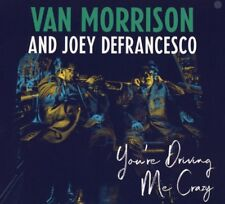 Van Morrison and Joes Defraneso - You're driving me crazy (2018) CD Neuware
