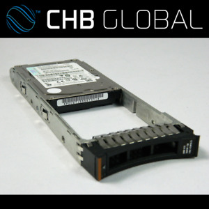 """IBM 45W9615 HDD 300GB 2.5"""" 15K SAS SED Security Encrypted Drive DS8870 SEAGATE"""
