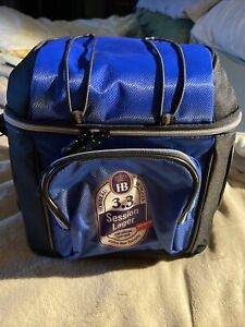 Cooler Portable Ice Box Soft With Hard Liner Small Chest Can Bag Coleman Camping