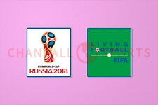 2018 World Cup Russia Sleeve Soccer Patch / Badge