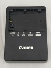 Genuine Canon LC-E6 Battery Charger TESTED