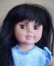 "18 "" Latina Asian arab ethnic Madame Alexander Doll"