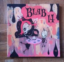 BLAB ! No 14 FANTAGRAPHICS VERY FINE (F14)