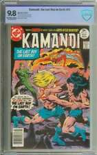 KAMANDI THE LAST BOY ON EARTH #51 CBCS 9.8 OW/WH PAGES