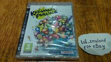 Katamari Forever for Sony PS3 *FACTORY SEALED* PAL