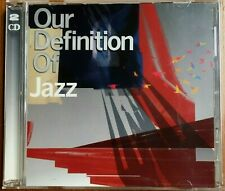 OUR DEFINITION OF JAZZ DIESEL MUSIC 2004 2CD HARD TO FIND NINA SIMONE ART BLAKEY
