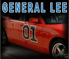Dukes of Hazzard GENERAL LEE 01 Door Decal / Decals Sticker Kit
