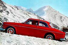 1964 Volvo 122S Automobile Photo Poster zc406-MNONJV
