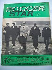 Soccer Star Magazine 06.08.1965,