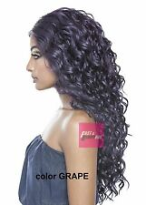 RCP780 DELILAH - Mane Concept Red Carpet Synthetic Lace Front Wig Long Wavy ISIS