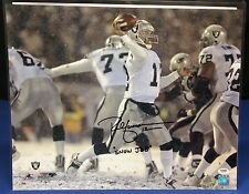 Rich Gannon Of The Oakland Raiders Signed 16x20 Photo - PSA/DNA # Y48333