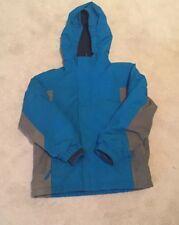 Lands' End Boys Squall Blue Jacket Winter Coat Size 7