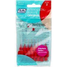 Tepe Interdental Brush - Pack of 8 Brushes - Red 0.5mm