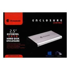 Dynamode 2.5 in (environ 6.35 cm) disque dur SATA Boîtier (USB-HD2.5S NEUF)