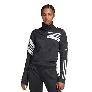 Adidas Originals Danielle Cathari Track Top Womens Casual Jacket Black [GD2409]