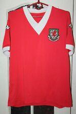 Wales 2006 2007 Home Kappa Red Shirt Jersey Trikot Soccer Size XXL