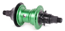 SHADOW CONSPIRACY OPTIMIZED REAR FREECOASTER HUB LHD SEALED BMX BIKE GREEN NEW