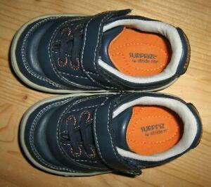 Surprize by Stride Rite Boys Toddler sz 5 Arthur Blue Sneakers (NICE)
