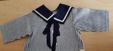 Gorgeous Nice Marine-Jacke for 38-42 cm Bears handarbeit
