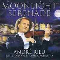 Andre Rieu & His Johann Strauss Orchestra - Moonlight Serenade - CD+DVD Neu