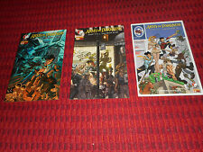 ARMY OF DARKNESS Shop Till You Drop Dead Vol 1 issue 1-2-4 DDP FIRST PRINT LOT