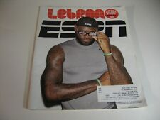 LEBRON JAMES ESPN MAG - Oct 28, 2013 - ALMOST ENTIRE ISSUE - COVER + 60 Pages !!