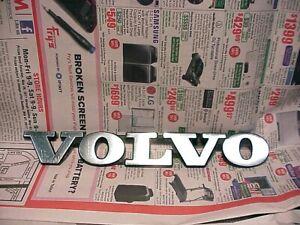 1984 Volvo 240 Chrome Logo Badge | OEM | $39 |