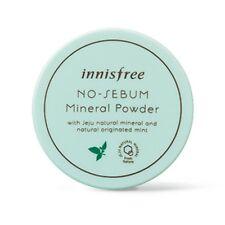 Innsfree / No Sebum Mineral Powder 5g / Free Gift / Korea Cosmetic